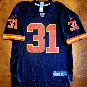 Vintage Kansas City Chiefs NFL football jersey